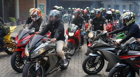 Kumpulkan Komunitas, Kawasaki Gelar Fest Day di Makassar
