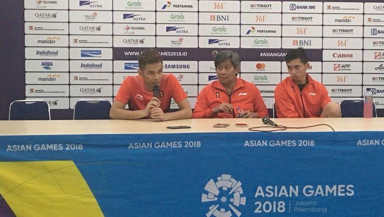 Ini Kunci Kemenangan Fajar/Rian yang Bawa Indonesia ke Final