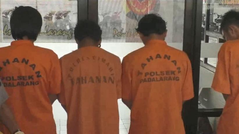 Polisi Tangkap 4 Pelaku Pembunuhan di SPBU Padalarang, Motifnya Sepele