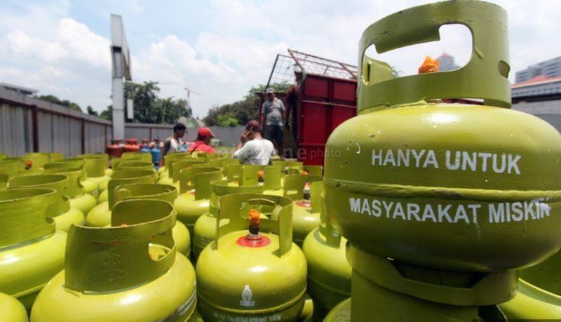 Timbun Puluhan Elpiji Bersubsidi, Rumah Makan di Makassar Kena Sidak