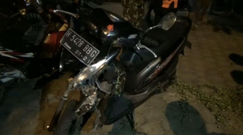 Diduga Mabuk Berat Usai Karaoke Pemotor Tewas Kecelakaan Di Semarang Bagian 1