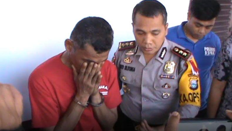 Sipir Rutan Makassar Ditangkap Polisi saat Edarkan Sabu di Tahanan