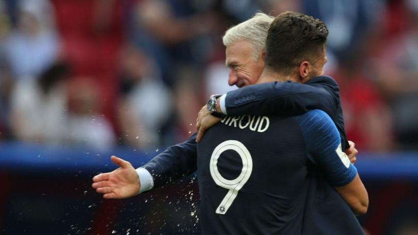 Cetak Gol Kemenangan, Giroud Dapat Pujian Deschamps