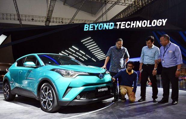 Toyota Siap Produksi dan Ekspor Mobil Listrik di Indonesia