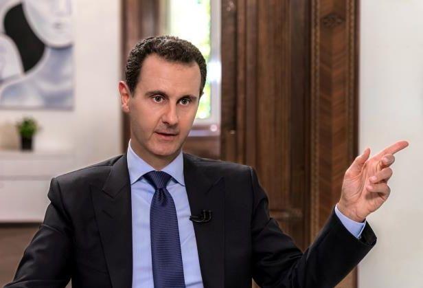 Presiden Suriah Bashar Al Assad dan Istri Positif Covid-19
