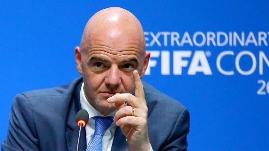 FIFA Sebut Swiss Tak Punya Alasan Selidiki Gianni Infantino
