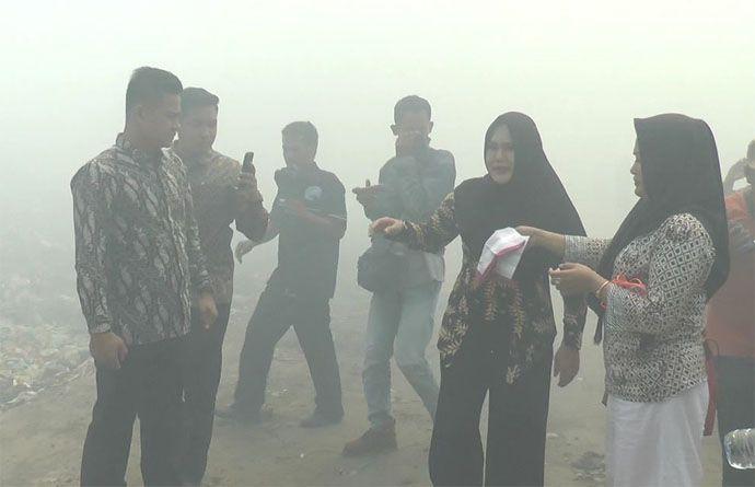 Pemprov Riau Akan Tetapkan Status Siaga Kebakaran Lahan dan Hutan