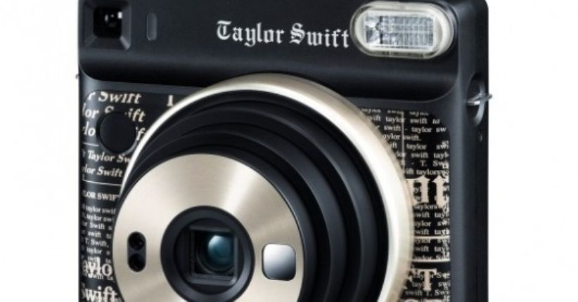 Dirancang Taylor Swift, Ini Tampilan Baru Instax Square SQ6