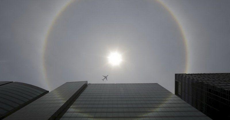 Fenomena Kulminasi Matahari, Warga Ramai-Ramai Nikmati Hari Tanpa Bayangan di Purwokerto