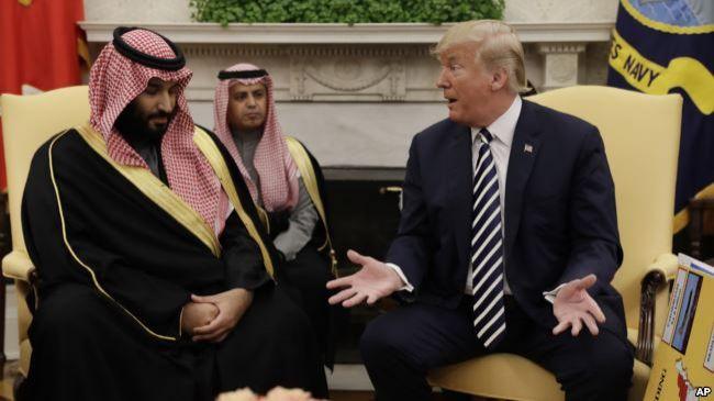 Pejabat AS Bahas Hilangnya Jurnalis dengan Putra Mahkota Saudi