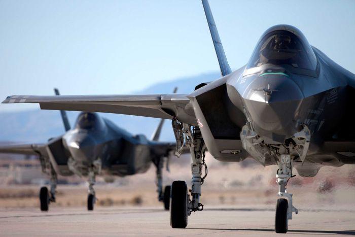 Buntut Jatuhnya Jet F-35 AS, Australia Ikut Kandangkan Armadanya