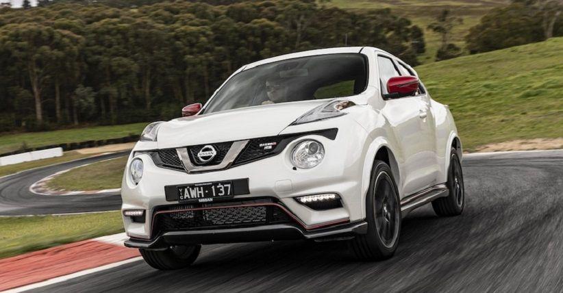 Nissan Juke Nismo RS Mengaspal di Australia