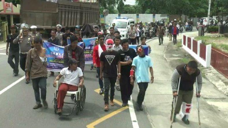 Polres Padang Pariaman Bentuk Komunitas Korban Kecelakaan Lalu Lintas