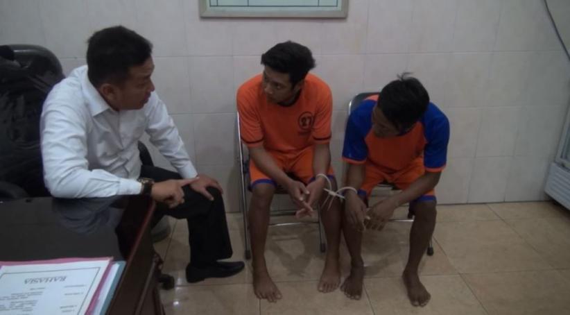 2 Buron Pelaku Pembunuhan di Kebun Tebu Jombang Menyerahkan Diri