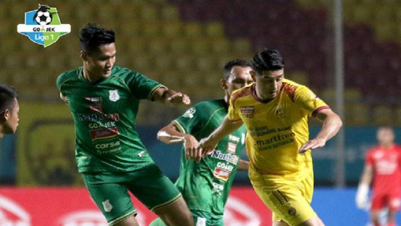 Hasil Liga 1: Bermain Tandang, PSMS Kalahkan Sriwijaya FC