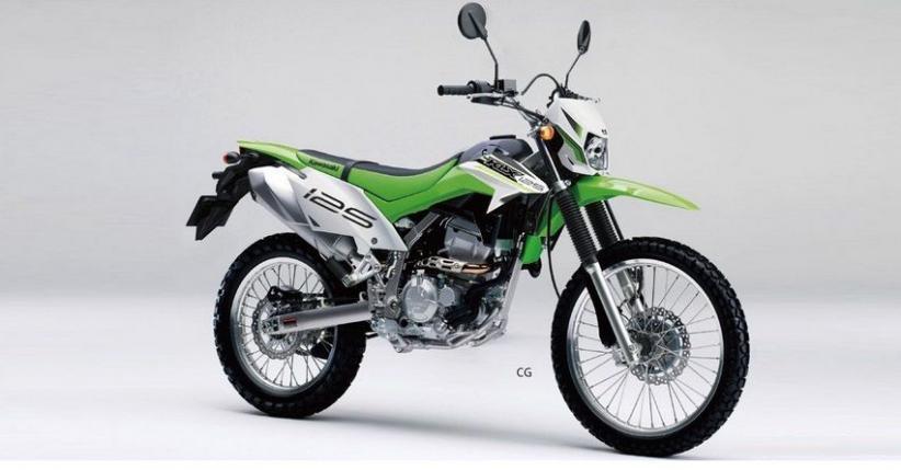 Kawasaki Siapkan KLX Bermesin 125 Cc