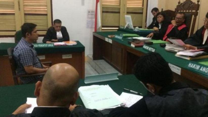 Hakim Tolak Eksepsi Kompol Fahrizal, Polisi Penembak Adik Ipar