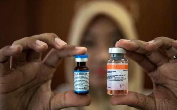 Vaksinasi MR di Riau Masih Rendah, Hingga Oktober Baru 37,3 Persen