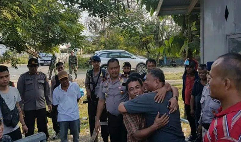 2 Kelompok yang Bertikai Sepakati Damai, Morowali Kembali Kondusif