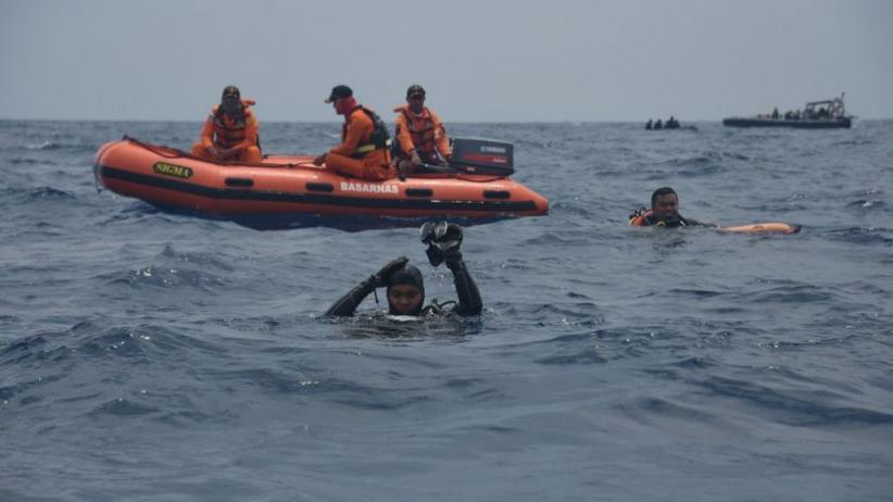 Hari Ke-4, Pencarian 3 WNA China di Perairan Pulau Sangiang Belum Membuahkan Hasil