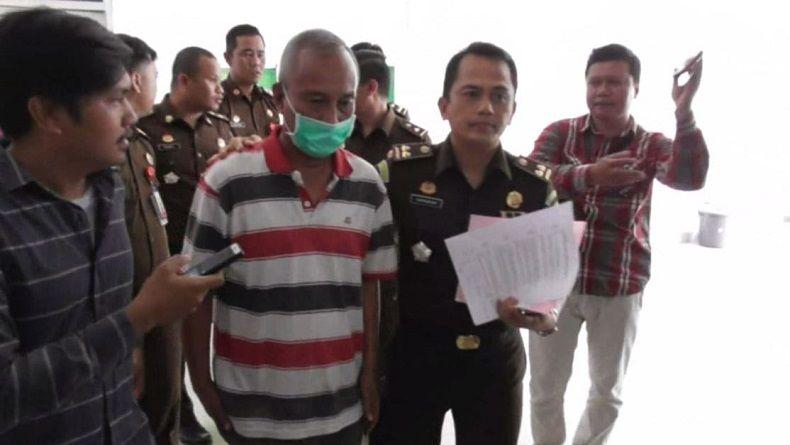 Buron sejak 2016, Terpidana Korupsi Pajak Daerah Deliserdang Ditangkap