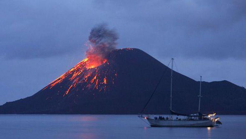 Status Gunung Anak Krakatau Siaga, Warga Diimbau Jauhi Radius 5 KM