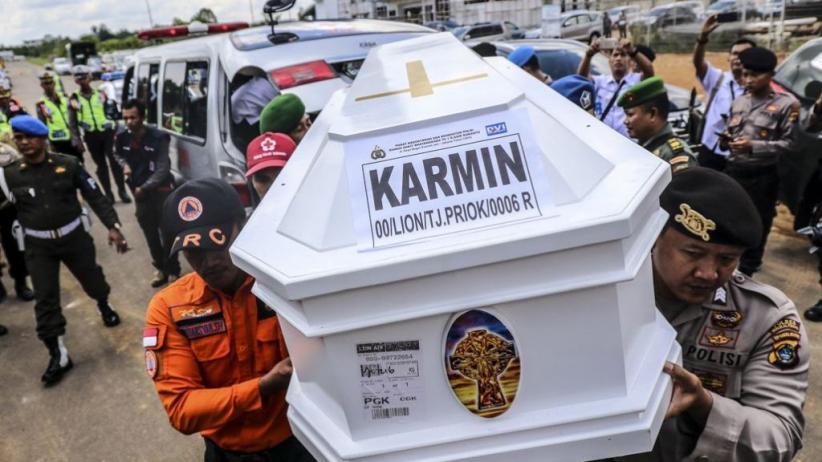 4 Jenazah Korban Lion Air Diserahkan Kepada Keluarga di Pangkalpinang