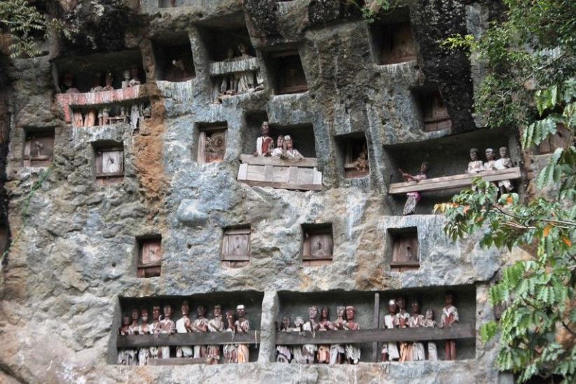 Batu Lemo Toraja, Wisata Angker yang Banyak Dikunjungi Turis