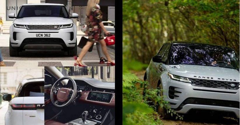 Mesin Range Rover Evoque Generasi Terbaru Lebih Bervariasi
