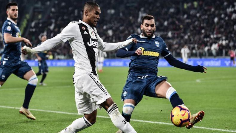Juventus Bungkam SPAL, Allegri Sanjung 2 Pemain Ini