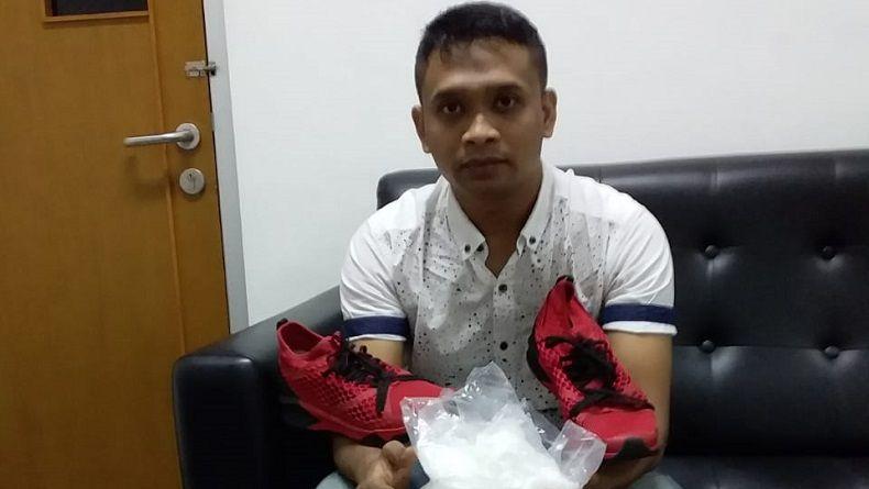 Petugas Bandara Kualanamu Temukan Sabu di Sepatu Penumpang Aceh