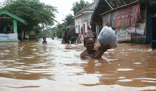 Pemprov Riau Ganti Status Siaga Karhutla jadi Siaga Banjir