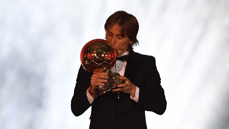 Luka Modric, Penggembala Kambing yang Sukses Raih Ballon d'Or 2018