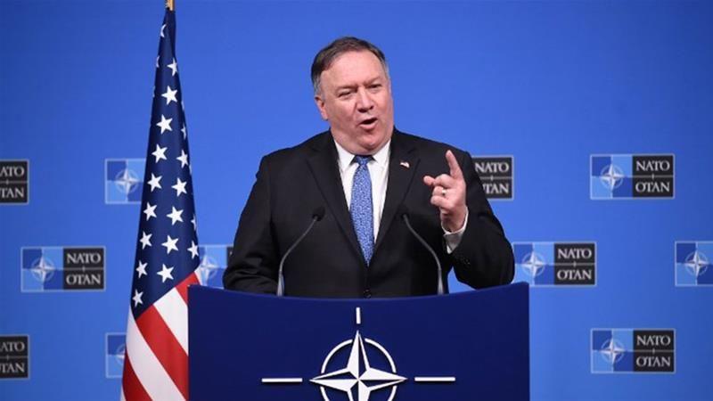 AS Jatuhkan Sanksi Baru ke Iran, Perusahaan Uni Emirat dan China Ikut Keseret