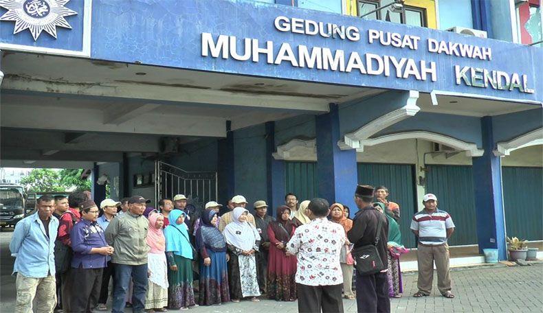 Tak Dapat Ganti Rugi, Warga Terdampak Tol Batang Ngadu ke Muhammadiyah