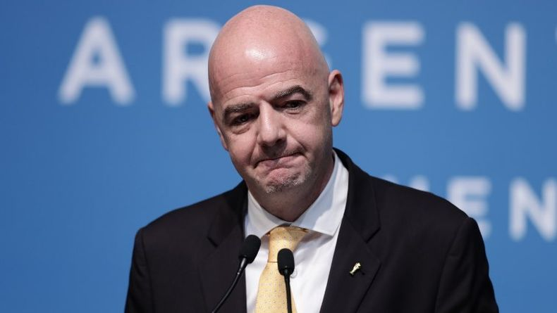 Presiden FIFA Gianni Infantino Diselidiki Kejaksaan Swiss atas Dugaan Kriminal