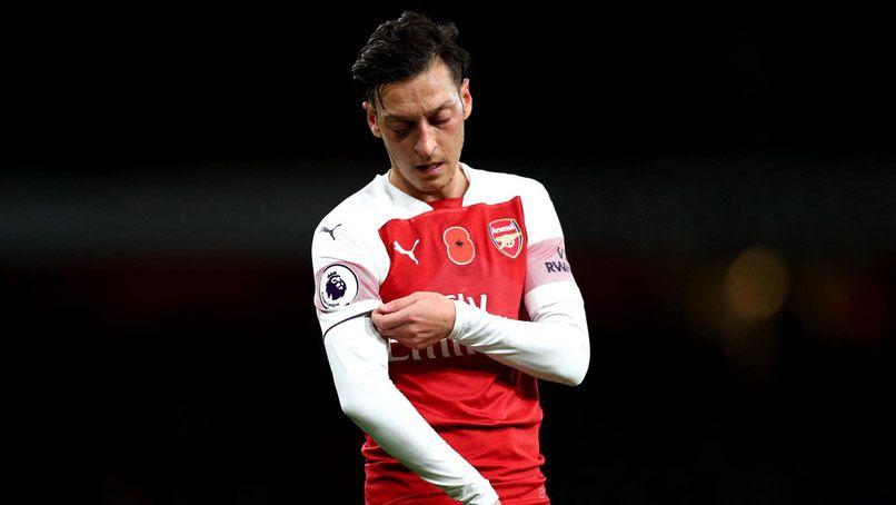 Mulai Tak Betah di Arsenal, Oezil Dibidik Klub Turki