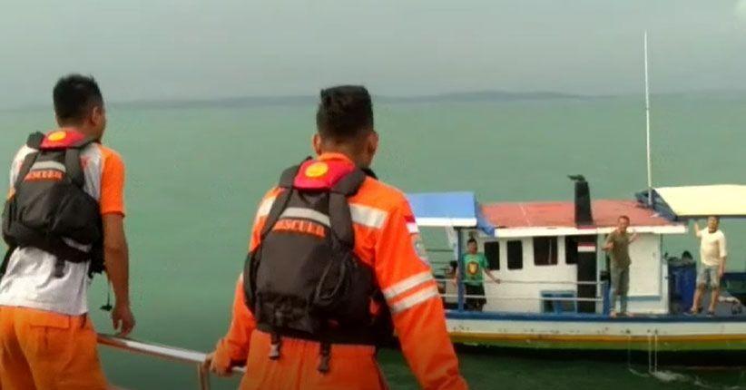 Hilang Kontak 4 Hari, KM Star 58 Ditemukan di Pulau Mapur Bintan