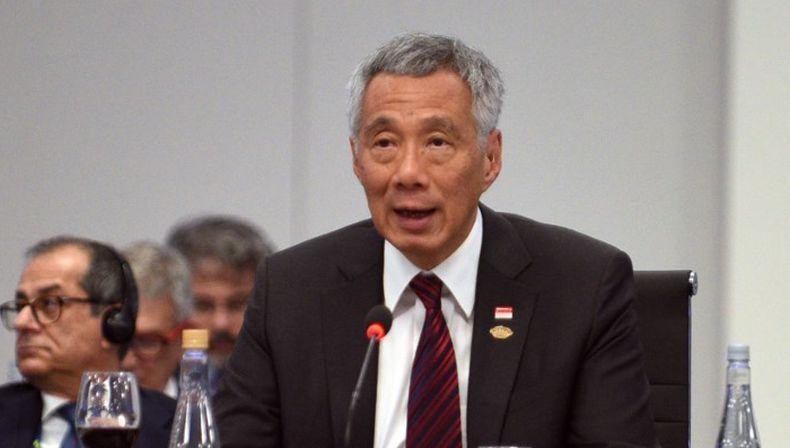 PM Singapura Sebut Negaranya Hadapi Kesulitan akibat Konflik AS dan China