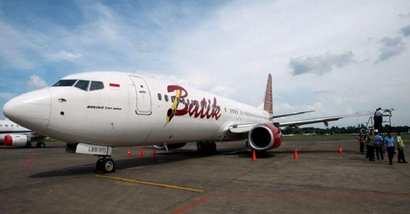 Harga Tiket Pesawat Manokwari Jakarta Tembus Rp20 Juta Ini Penjelasan Batik Air