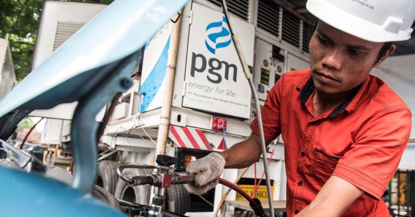 Dukung Pemulihan Ekonomi, PGN Optimalisasi Pemanfaatan Gas Bumi di Proyek Strategis