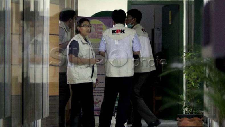 Selain Bupati Lampung Utara, KPK OTT 2 Kepala Dinas dan Seorang Perantara