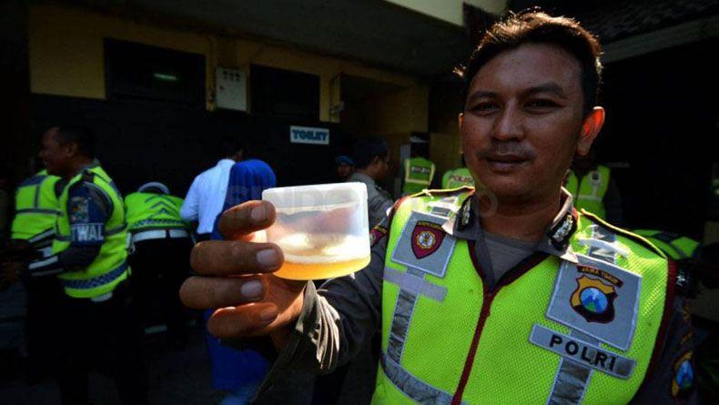 Tes Urine, 4 Polisi di Polda Sultra Ketahuan Konsumsi Narkoba