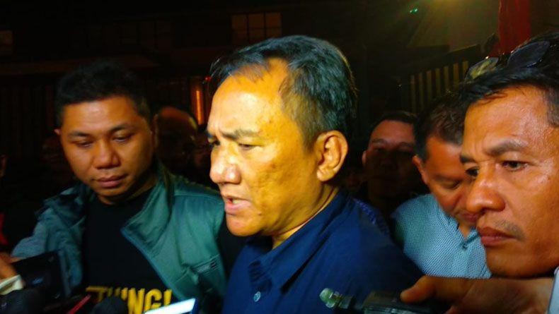 Usai SBY, Andi Arief Kembali Tuduh Moeldoko : Anda Masih Bergerak