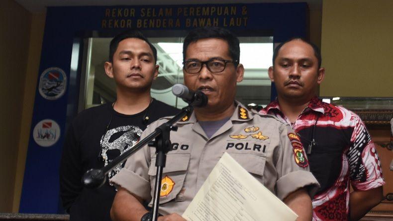Penahanan Tersangka Pengancam Jokowi Diperpanjang 40 Hari