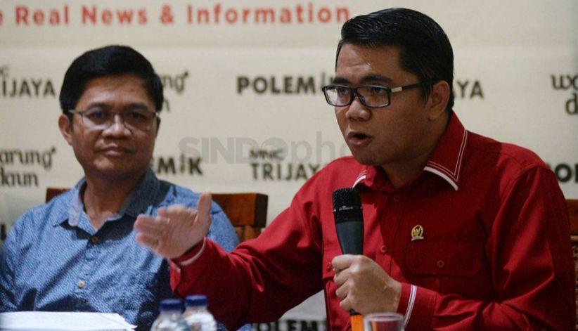 Anggota DPR dari Fraksi PDIP Minta KPK Kembalikan Hak dan Martabat Sofyan Basir