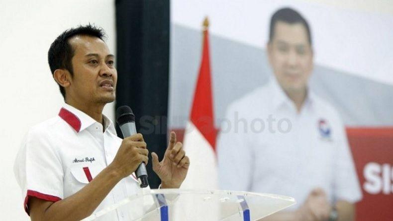 Perindo Optimistis Lampaui Ambang Batas Parlemen di Pemilu 2019