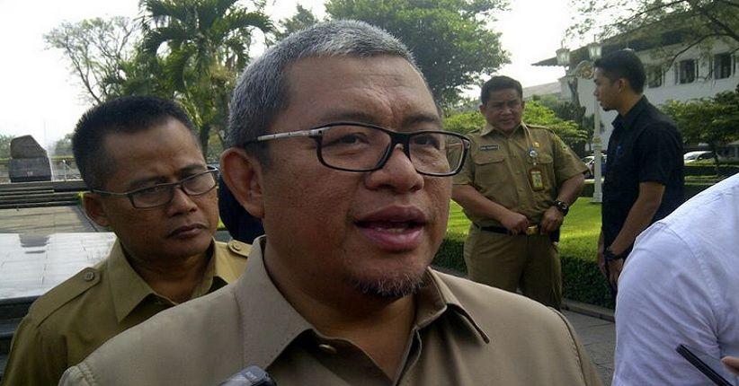 Mantan Gubernur Jawa Barat Aher Turun di Pilkada Sambas