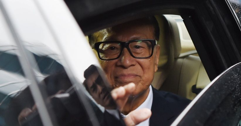 Kekayaan Turun Rp56 Triliun, Li Ka Shing Tetap Orang Terkaya Hong Kong