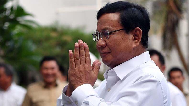 Prabowo Malam Ini Bertemu Muhaimin Iskandar di DPP PKB